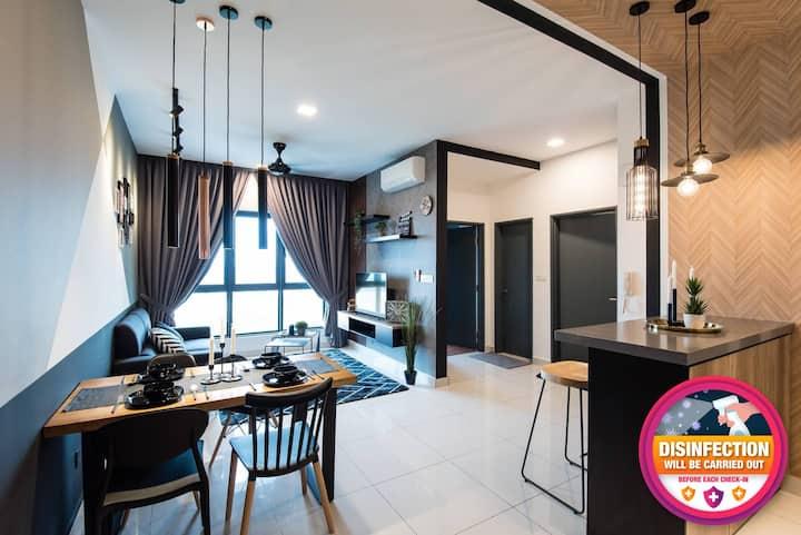 DISINFECTED: DEPARK Bukit Jalil - Restaurant, 7-11