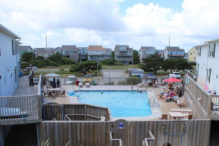The Windjammer - 2BR Condo - Beachfront Resort