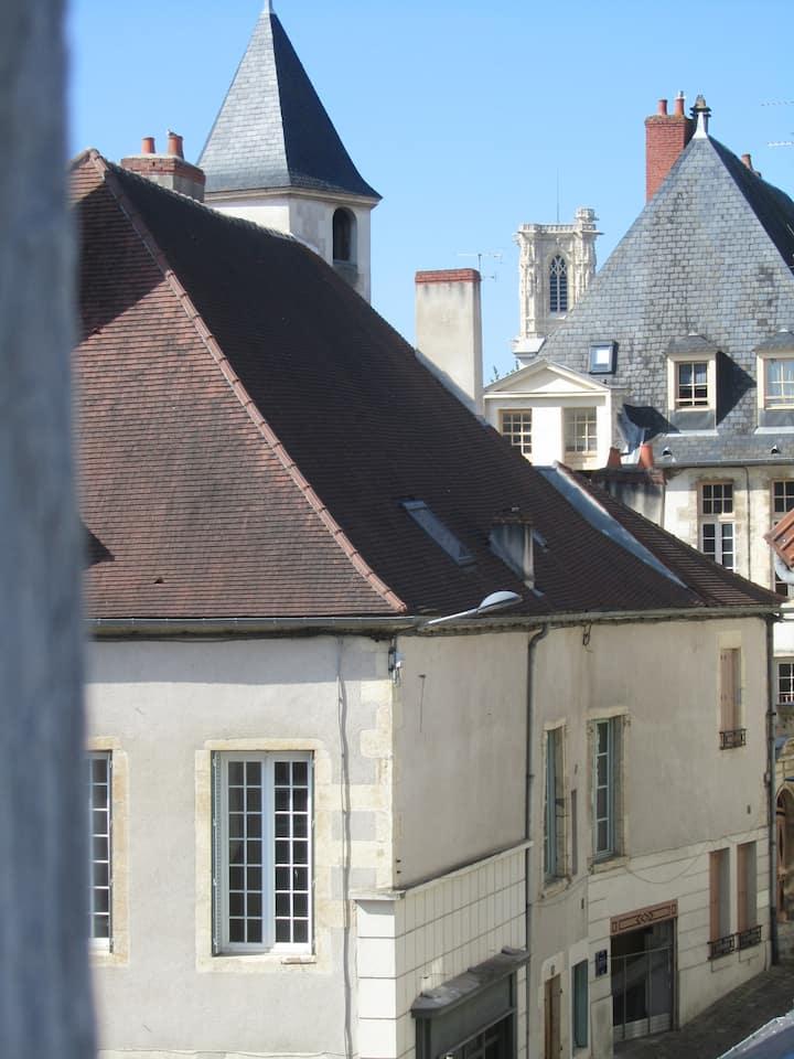 Studio cœur historique