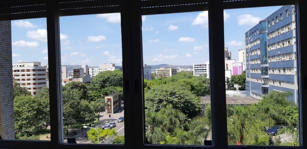 Quarto em Porto Alegre - independência