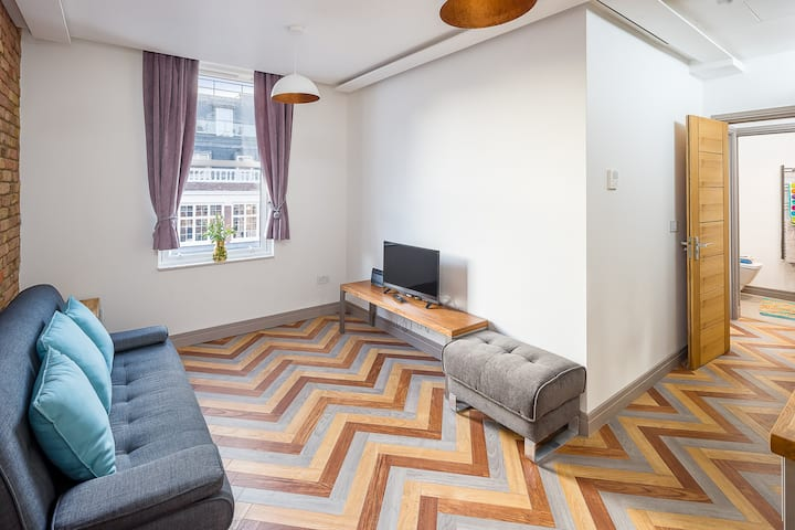 Modern flat easy reach of Paddington - 4 guests