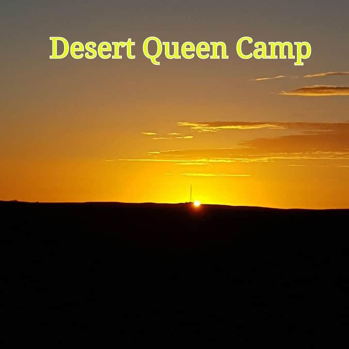 Bivouac au désert de Erg Chabbi, randonnées.....