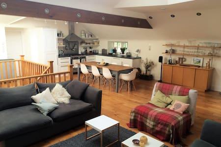 Cosy space for urban explorer - Edinburgh - Townhouse