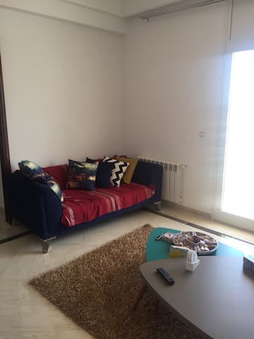 Bel appartement neuf