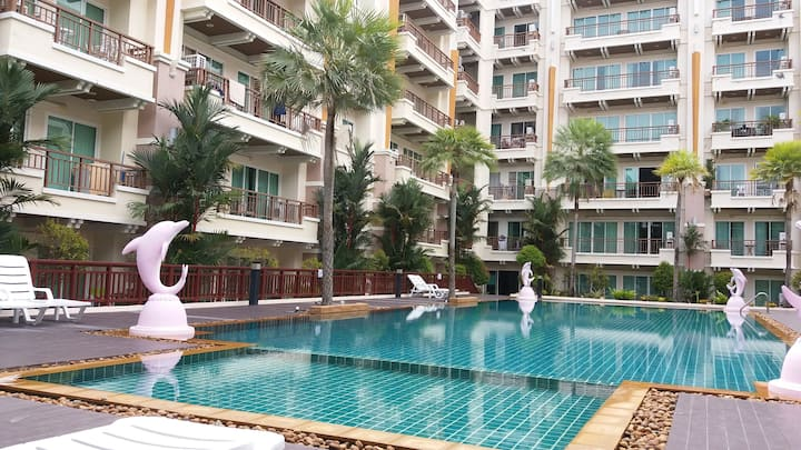Phuket Patong Beach Luxury 1+1 Bedroom N3