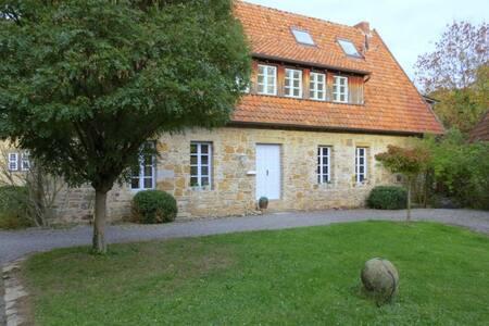 1 süßes DZ neben Wasserschloss!!! - Hülsede - House