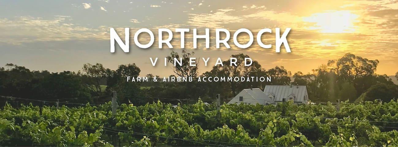 Northrock Vineyard Farmhouse Retreat