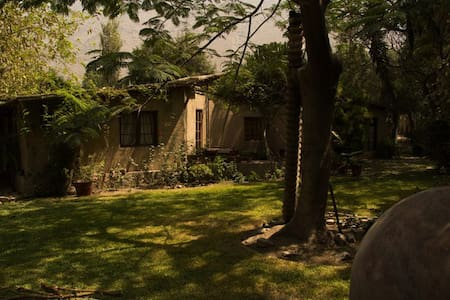 Casa de Campo en Santa Eulalia (Fairy Tale House) - Distrito de Lima - Bungaló