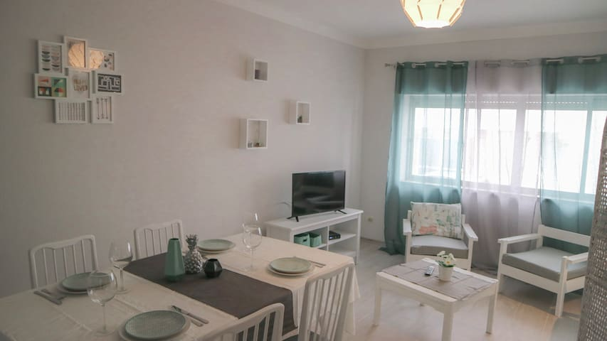 Beautiful and cozy flat close to beach and center
