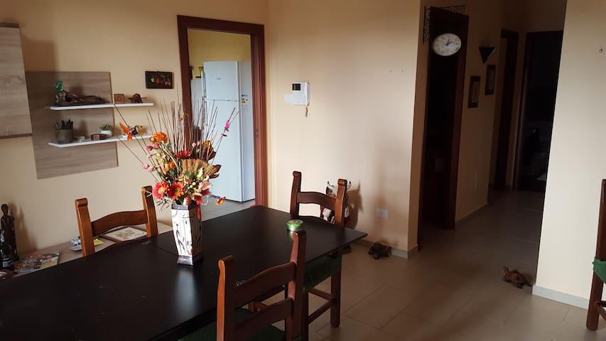 Ampio e luminoso appartamento - Altavilla Milicia - Apartment