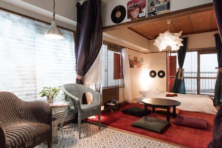 30sq.m. Ultra Retro Modern @SHIBUYA - Apartment
