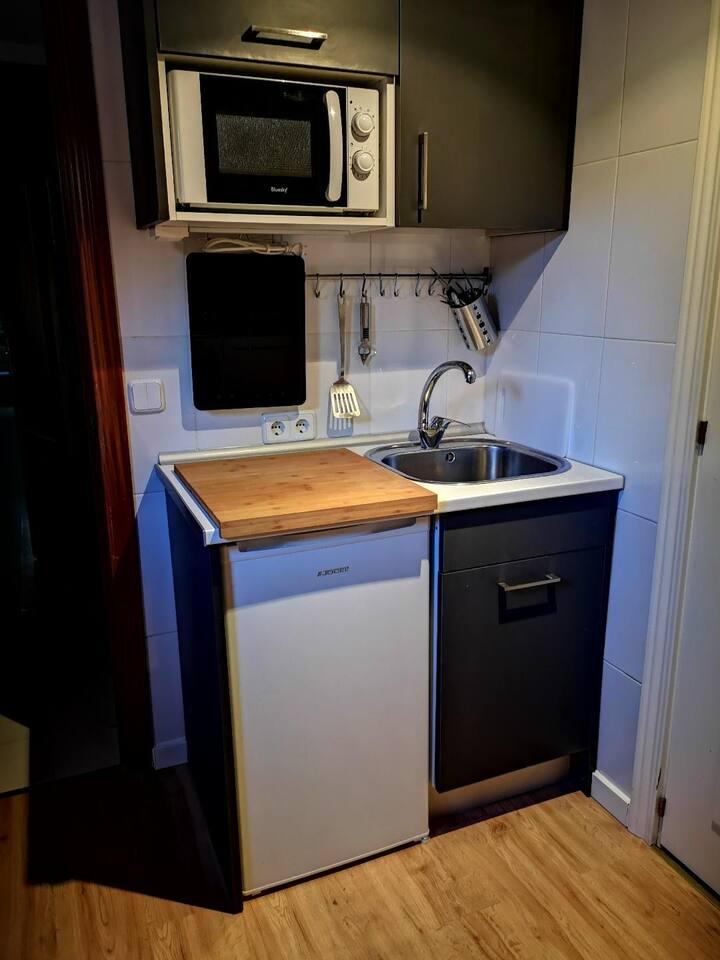 Habitación+baño+cocina privada -Aravaca - Madrid