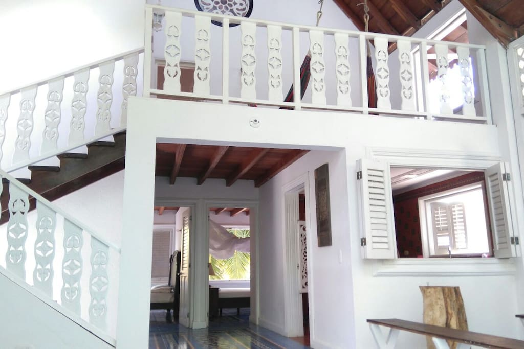 Inside of the House