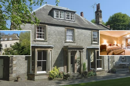 Hall View - Luxury Double Own Bathroom - Tideswell - Bed & Breakfast
