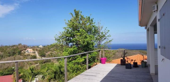 Superbe Villa à Tartane avec vue mer