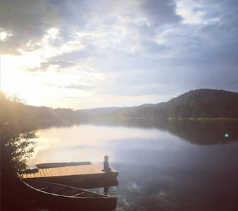 Idyllic place, near Oslo city, 30 min by bus! - Hus
