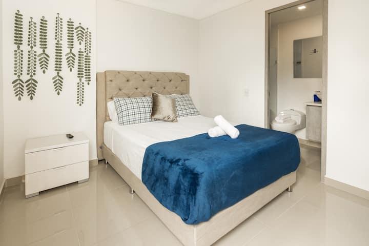TOP views apartment near TESORO