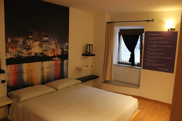 in the center of  Pinzolo - ground floor apartment