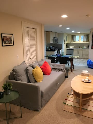 Spacious 1-BR apartment in vibrant DuPont Circle