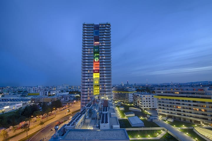 Sky Living 31st floor