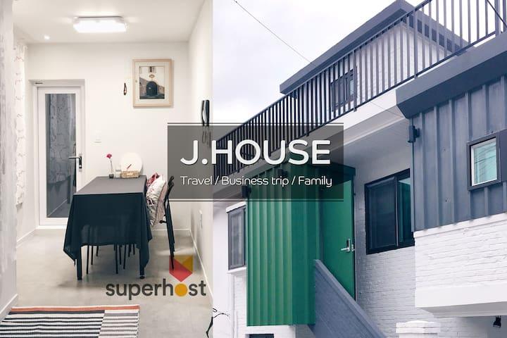 J.House Real Seoul, near Airport, KPOP-DMC WifiEgg - Seodaemun-gu - Haus