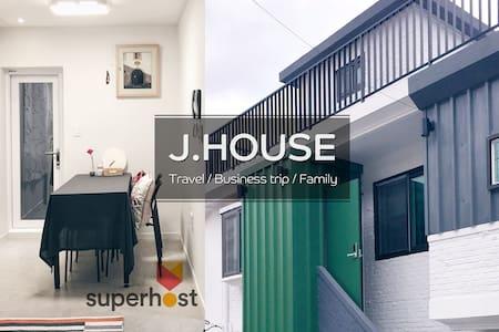 J.House Real Seoul, near Airport, KPOP-DMC WifiEgg - Seodaemun-gu - House