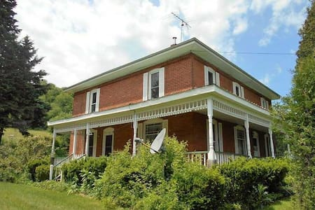 Allegany Road Getaway - 6BR, $600 for 3-7 nights! - Cattaraugus - Ev
