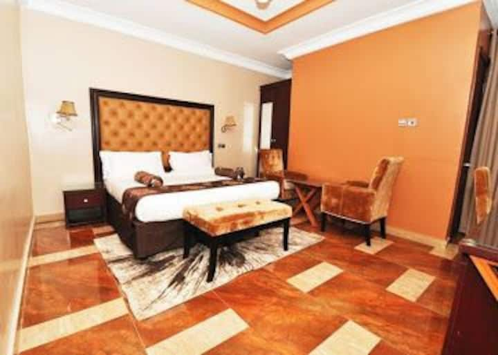 Titanic View Best Hotel Owerri with private club.