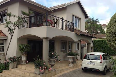 Guest annexe - Durban North