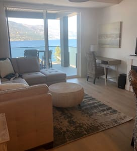 UBCO/snowbird $1350 furnished incl utils 2ppl pool