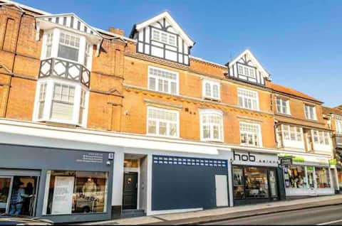 Loft Apt in St Albans City Centre