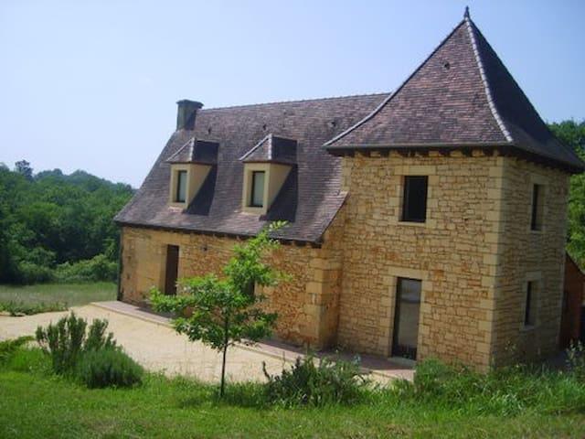 Les Samares cottage - Castels - Villa