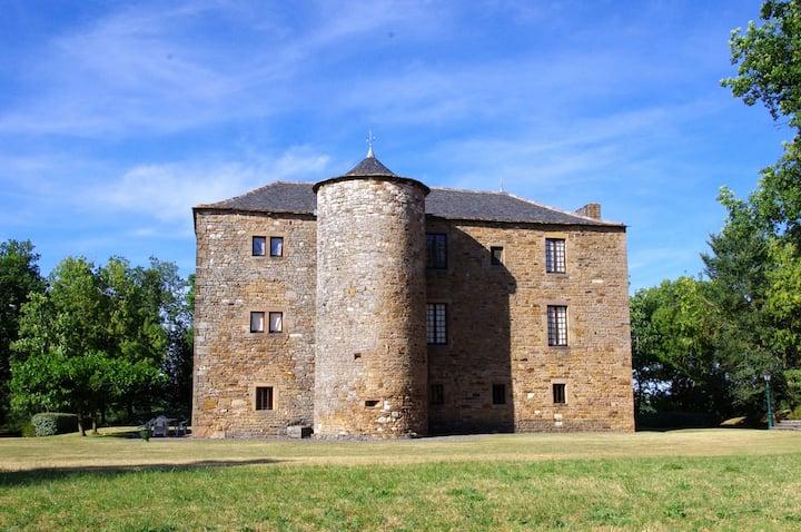 Château familial entre Albi et Cordes sur Ciel