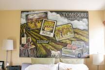Wine Country Cottage in Healdsburg