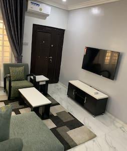 2 bedroom furnished apartment in Ikotun Lagos