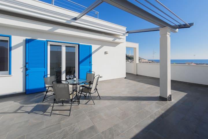 Holidays Dream Luxury Apartment Leuca  1° - Leuca - Apartamento