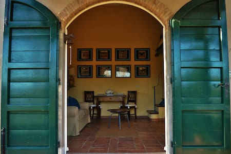 Bandinelli, la tua casa in Maremma - Marsiliana - Apartemen