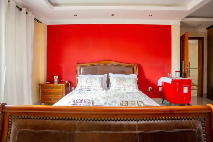 Alt House Luxo - King Closet