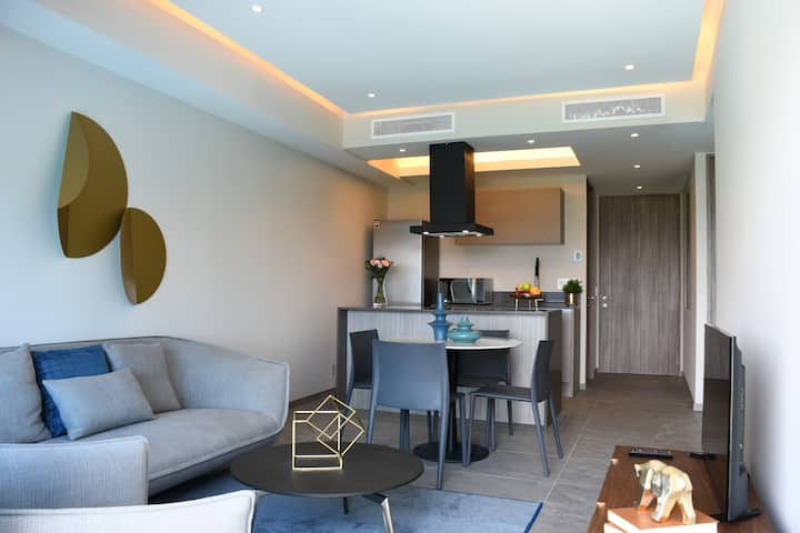 1 Bedroom + Den Apartment in *Brand New Building*