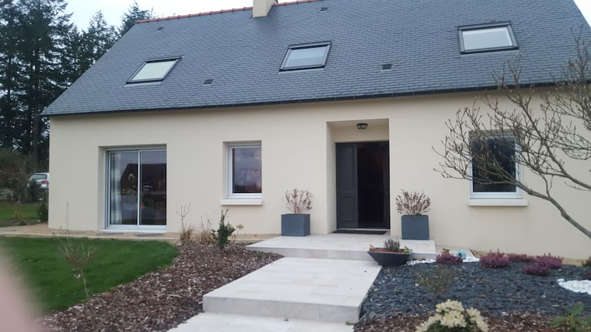 Jolie maison de campagne - Glomel - Hus
