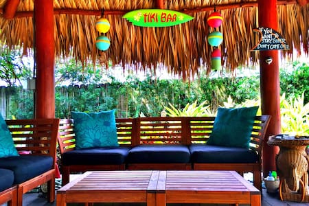 It's Tiki Time in Fort Lauderdale! - Fort Lauderdale - Haus