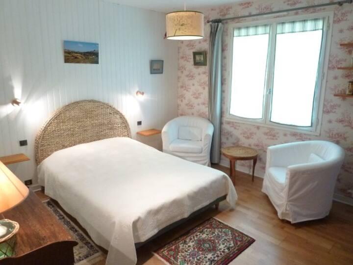 chambre d'hotes Parati Mirim au Petit Hunier