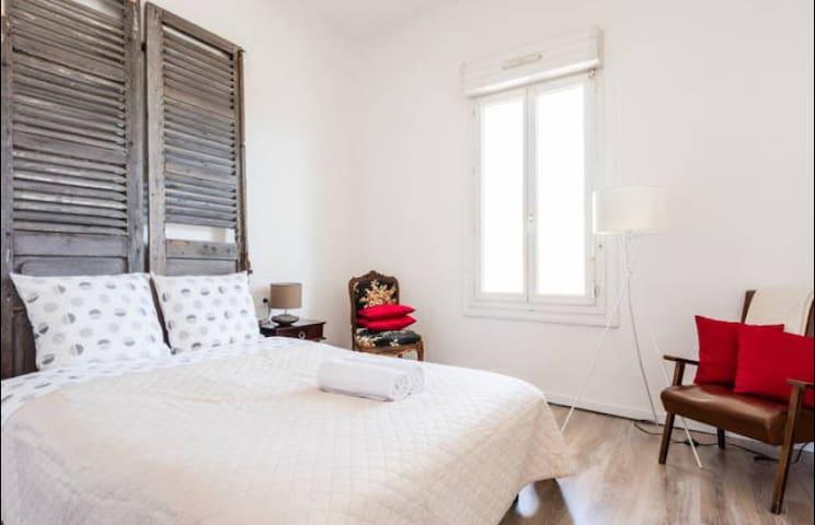Appartement 90m² avec terasse privé et jolie vue - Béziers - Departamento