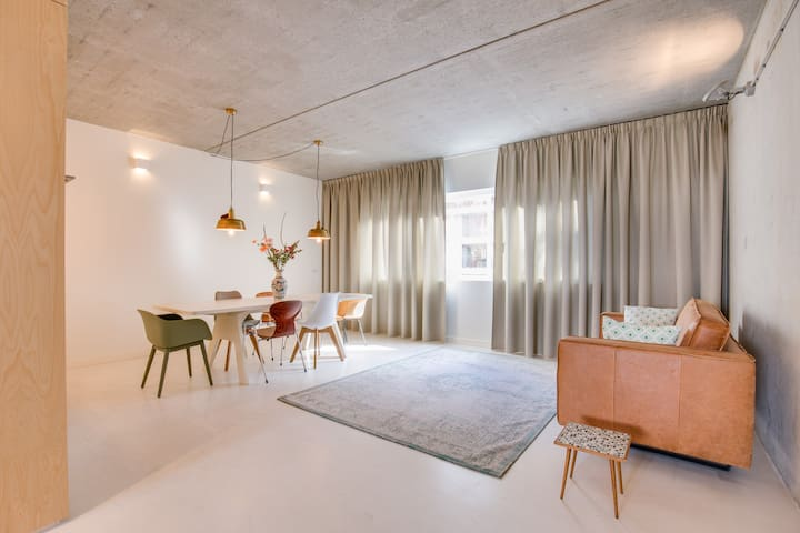 Industrial and spacious APT | Near city center A1 - Amsterdam - Byt
