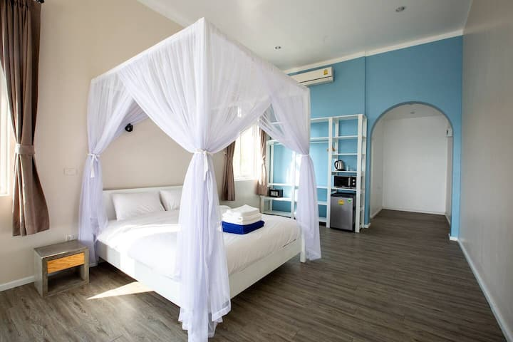 Baan Jai Dee Studio Apartments