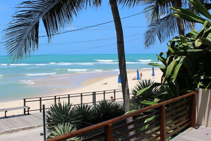 Beachfront Villa - Roof Top Pool - Praia de Pipa