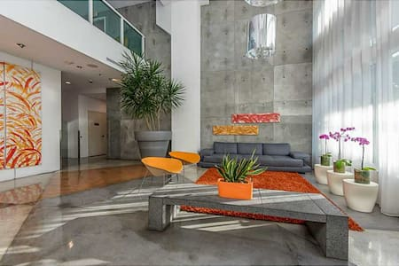 WELL LOCATED LOFT, Downtown Miami - Miami - Loft