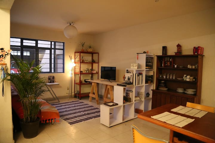 Bonita casa totalmente equipada - Ciudad de México - Dom