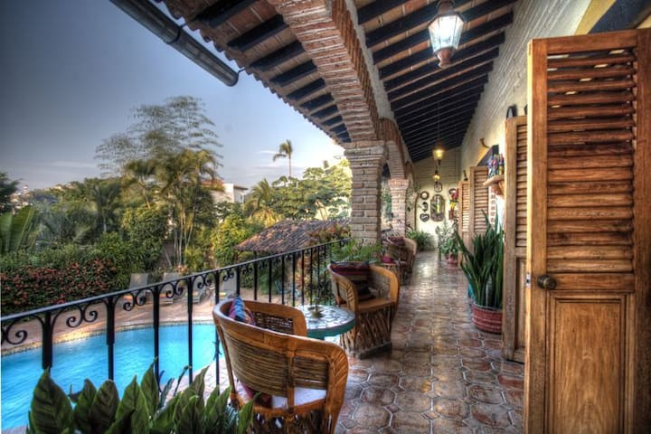 Mexican Hacienda with Beautiful Views of PV!