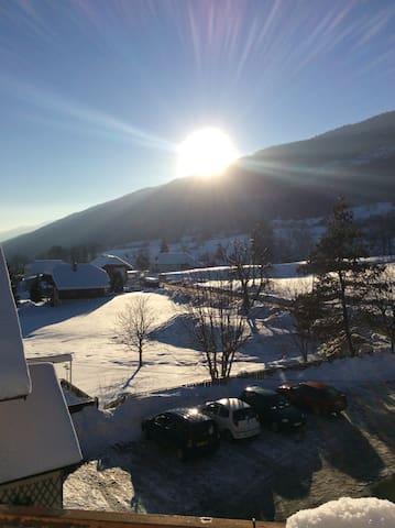 Proche Annecy, entre lac et montagnes - Leschaux
